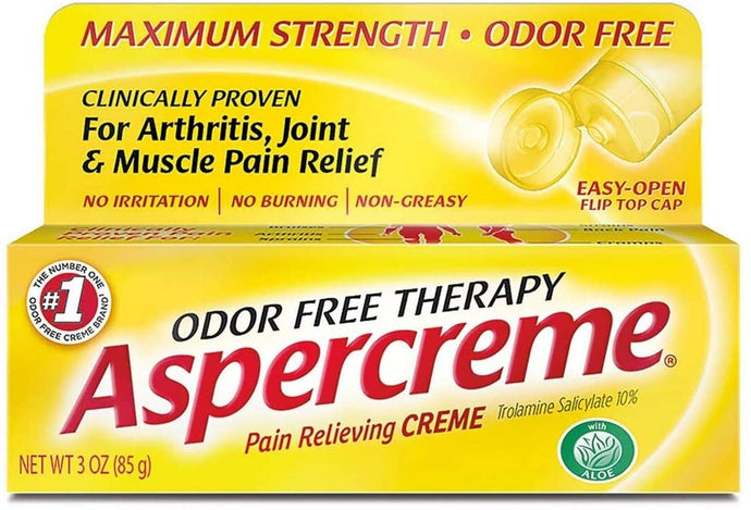 Aspercreme® Pain Relieving Creme