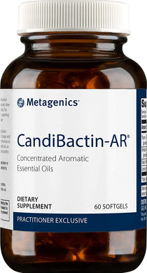 Metagenics® CandiBactin-AR® Softgels