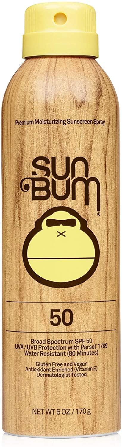 Sunbum® Original SPF 50 Sunscreen Spray 6oz.