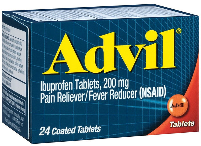Advil® 200mg Ibuprofen Tablets