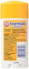 Load image into Gallery viewer, Arm & Hammer® Essentials Solid Deodorant, Unscented