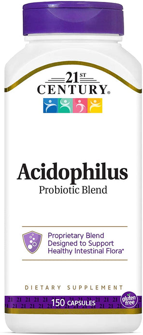21st Century® Acidophilus Probiotic Blend 150ct