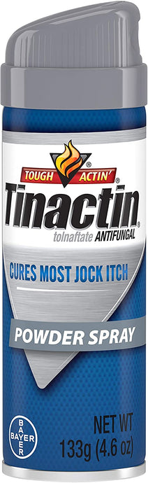 Tinactin® Jock Itch Powder Spray 4.6oz.