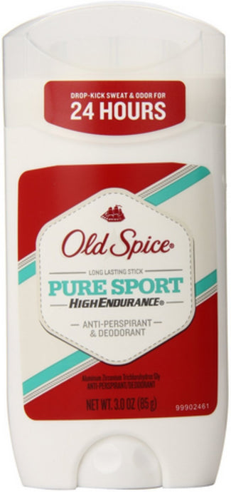 Old Spice® Pure Sport High Endurance Deodorant 3.0oz.