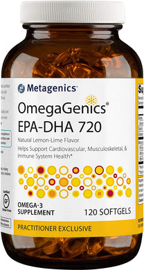 Metagenics® OmegaGenics® EPA-DHA 720mg Softgels 120ct.