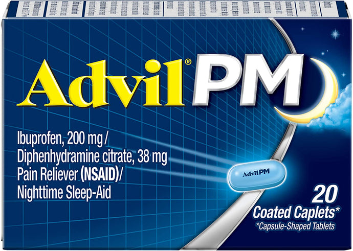 Advil® PM Caplets 20ct.