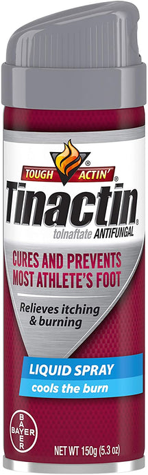 Tinactin® Athlete's Foot Cooling Liquid Spray 5.3oz.