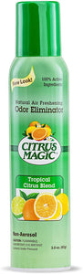 Citrus Magic® Natural Tropical Citrus Blend Odor Eliminator Spray 3oz.
