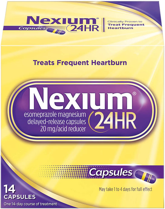 Nexium® 24hr Delayed Release Acid Reducer Capsules 14ct.
