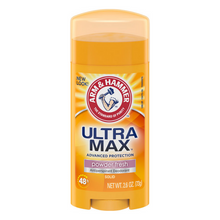 Load image into Gallery viewer, Arm & Hammer® ULTRAMAX® Solid Antiperspirant Deodorant, Powder Fresh
