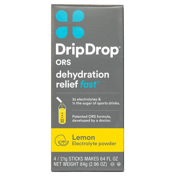 DripDrop® ORS Dehydration Relief Electrolyte Powder