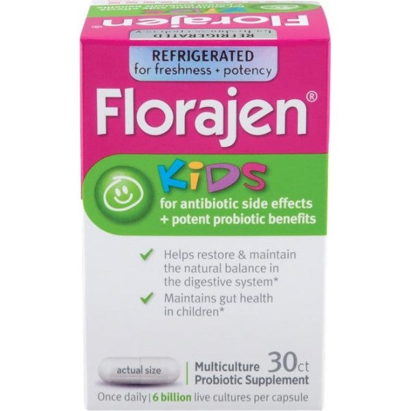 Florajen® Kids High Potency Probiotics