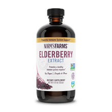 Load image into Gallery viewer, Norm's Farms Elderberry Extract 8oz