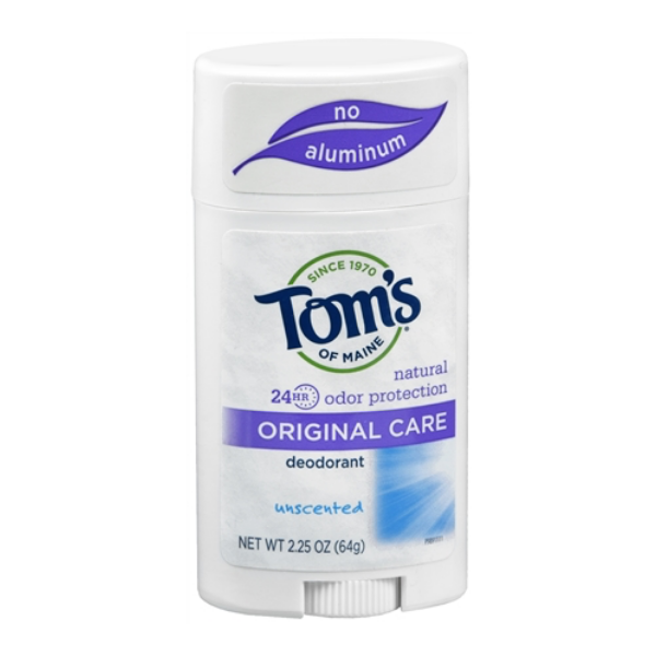 Tom's of Maine® Original Care Natural Deodorant Unscented
