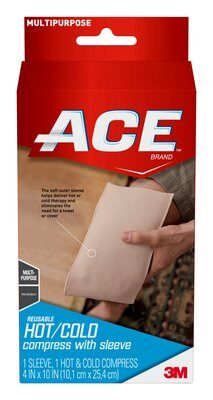 ACE™ Hot & Cold Compress with Sleeve