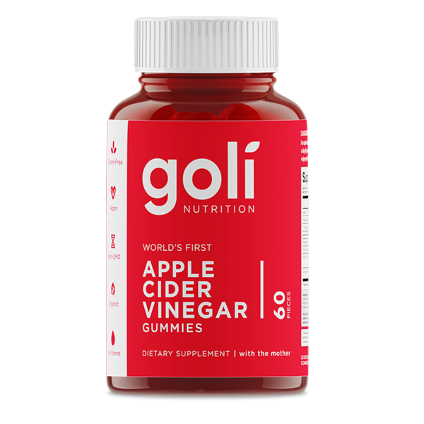 Goli® Apple Cider Vinegar Gummies 60ct