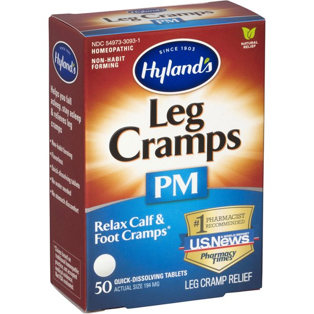 Hyland's® Leg Cramps PM Relief Tablets