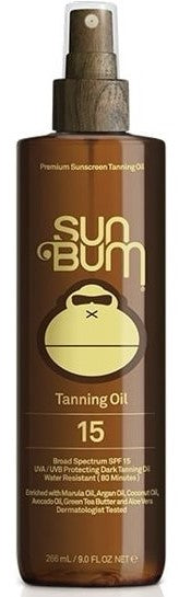 Sunbum® SPF 15 Sunscreen Tanning Oil Spray 8.5fl. oz.