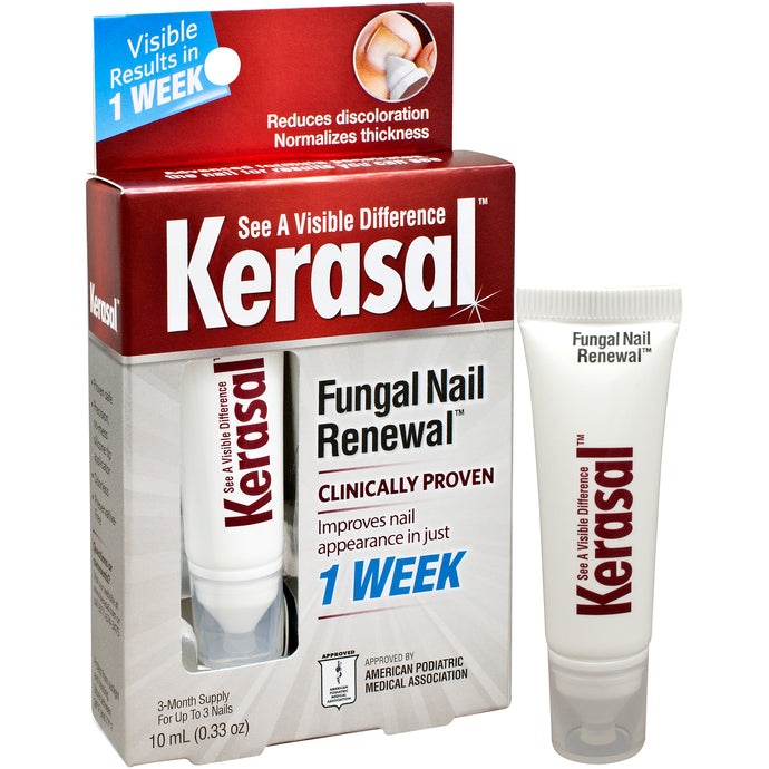 Kerasal® Fungal Nail Renewal Solution 10ml.