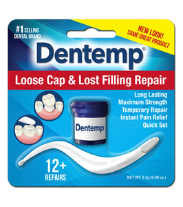Dentemp® Loose Cap & Lost Filling Repair
