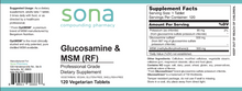 Load image into Gallery viewer, Sona® Glucosamine Sulfate 750mg Capsules 60ct.