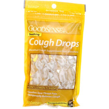 Load image into Gallery viewer, GoodSense® Honey Lemon Cough Drops 30ct