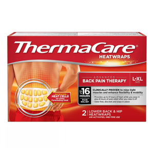 ThermaCare Back Pain Therapy HeatWrap
