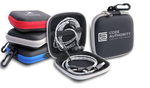 Code Authority Traveler Earbuds & Multi-Charging Cable Set