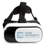 Code Authority Virtual Reality Headset
