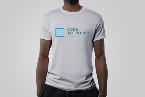 Code Authority T-Shirt - White