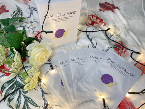 Snail Jelly Mask
