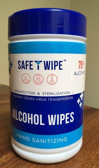 Disinfecting Wipes, 75% Alcohol