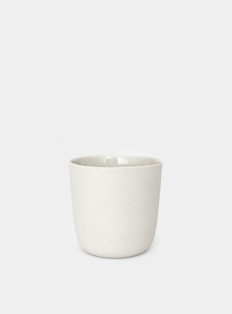 Maas Cup White - Set of two