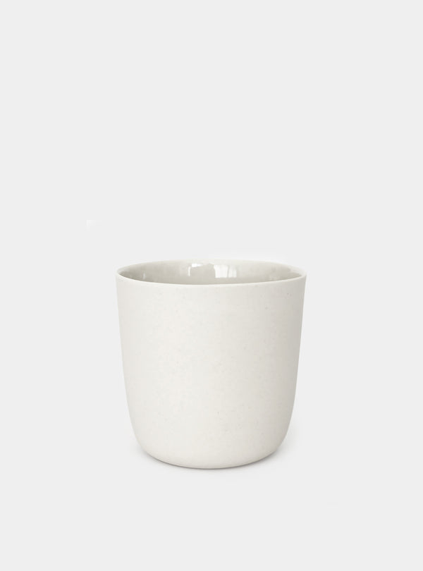 Maas Cup White