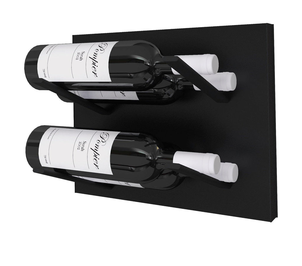 STACT Wine Rack Premier L Type- Blackout