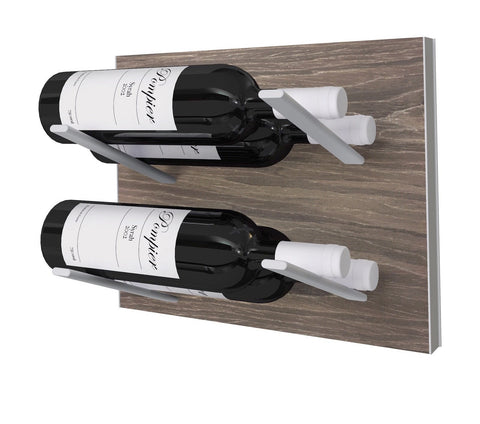 STACT Wine Rack Premier L Type- Gray Oak