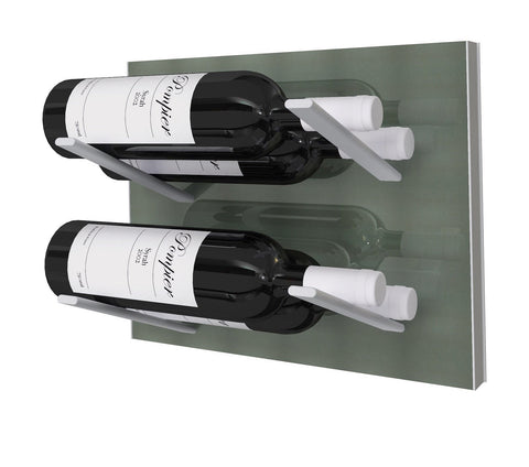 STACT Wine Rack Premier L Type- Gunmetal Gray