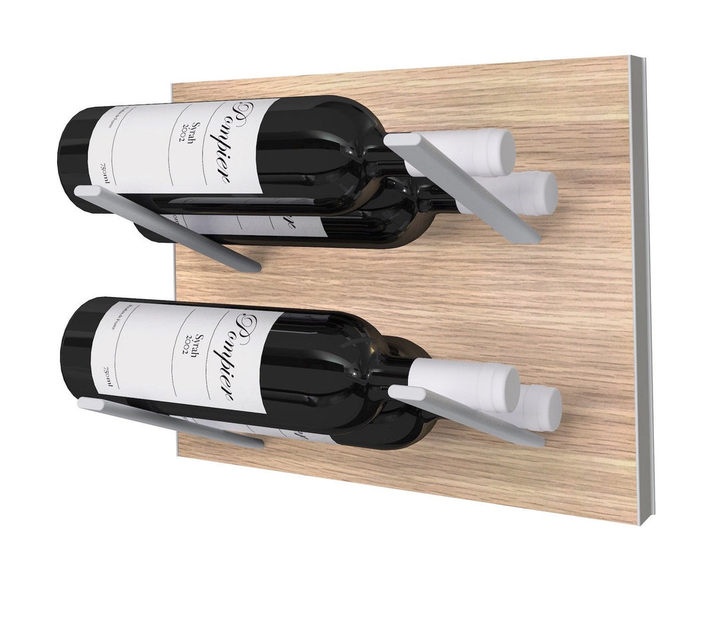 STACT Wine Rack Premier L Type- Oak