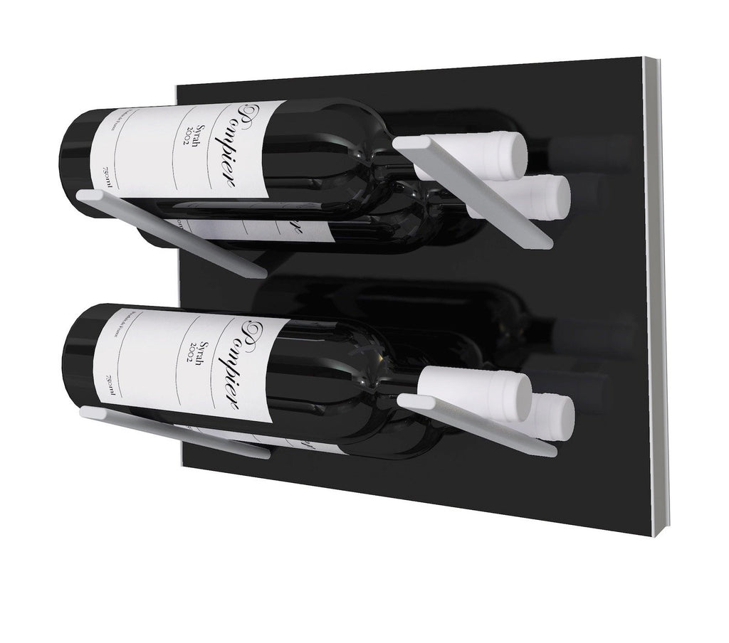 STACT Wine Rack Premier L Type- Piano Black