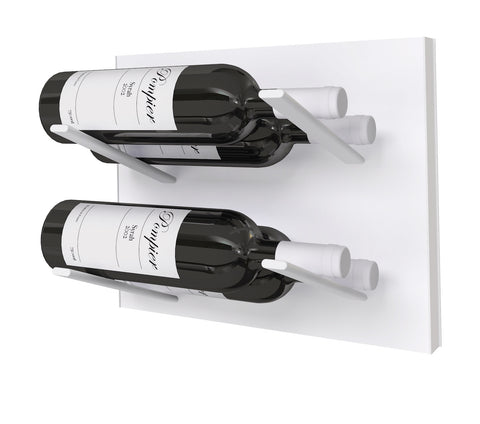 STACT Wine Rack Premier L Type- Whiteout