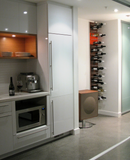 STACT scandi, modern, condo, wine racks