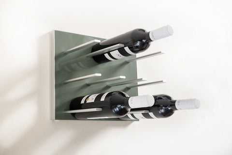 STACT Wine Rack - Gunmetal Grey