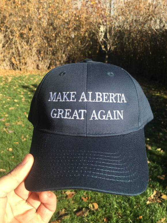 Blue Make Alberta Great Again