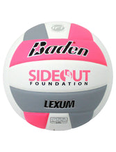Load image into Gallery viewer, Baden Lexum Dig Pink® Microfiber Volleyball