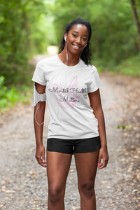 """Mental Health Matters"" Jersey T-Shirt by Bella + Canvas"