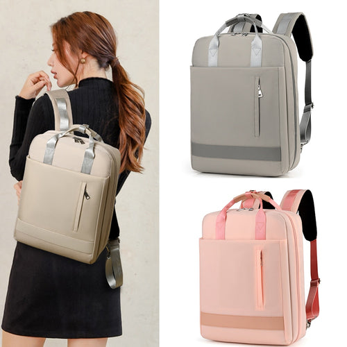 Women's Anti-theft Bag Travel Backpack Women Large Capacity Business USB Charge
