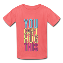 Load image into Gallery viewer, Hanes Youth Tagless T-Shirt - coral
