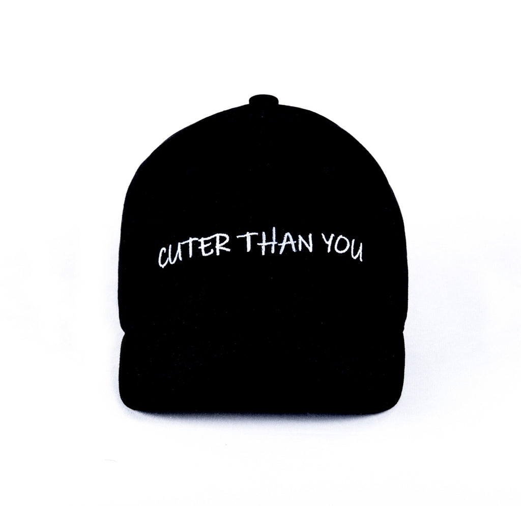"【Circulation】""Cuter Than You"" Baseball Cap"