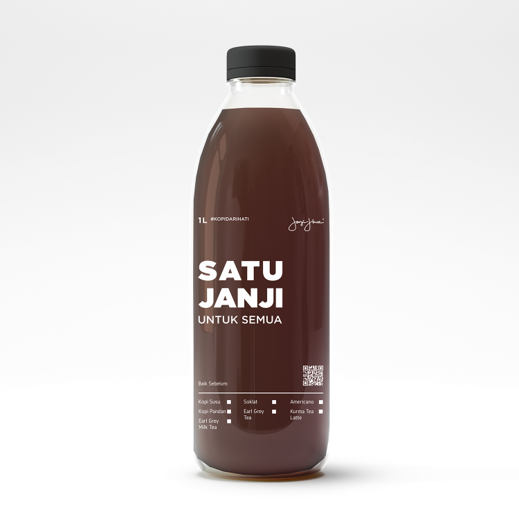 [JKT-only] 1L Soklat