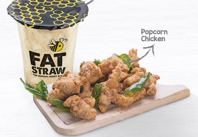 [JKT-only] Fat Straw Popcorn Combo (2 pax)